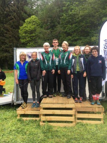 Podium place 3rd - Team Corryvreckan