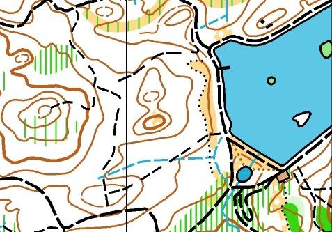 Glencoe Lochan map sample